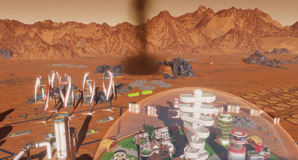 Обзор Surviving Mars