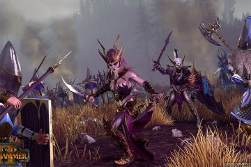 Totalwar: Warhammer 2 - чего ожидать от темных эльфов?