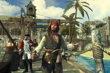 Недооценённые игры про пиратов