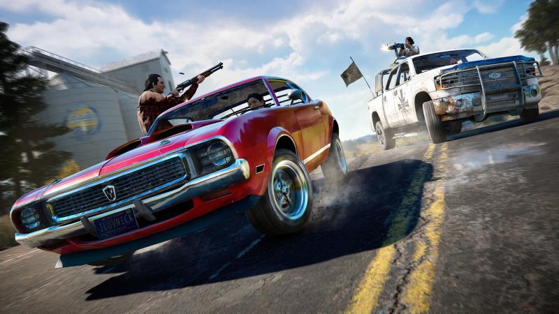 В Far Cry 5 будут микротранзакции, но кампания доступна оффлайн