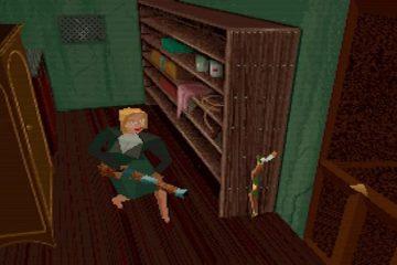 Во что играли 25 лет назад - Alone in the Dark