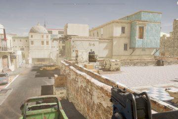 Вы можете играть на de_dust2 в Far Cry Arcade