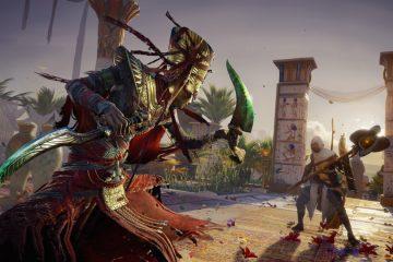 """Вышел трейлер к """"Проклятие фараонов"""" для Assassin's Creed Origins"""