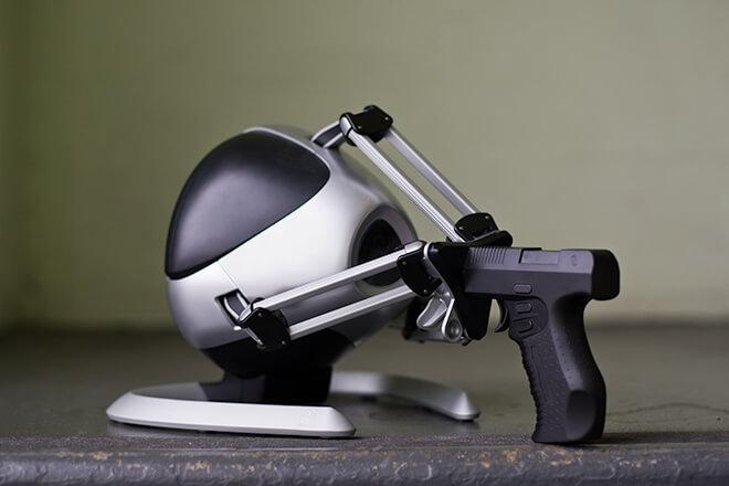 Novint Falcon (с пистолетной рукояткой)