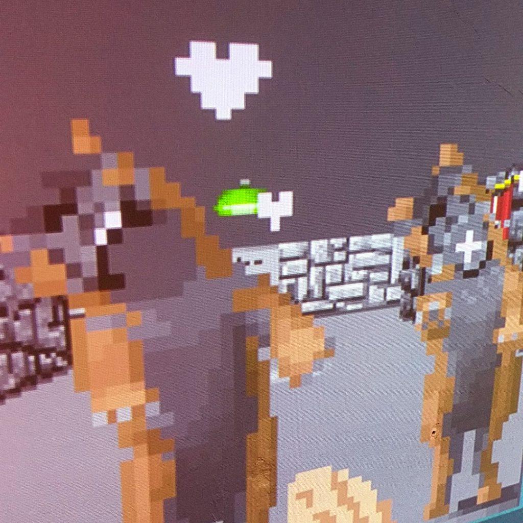 Мод для Wolfenstein 3D позволит вам гладить собак
