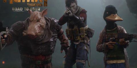 30 минут из геймплея Mutant Year Zero: Road to Eden