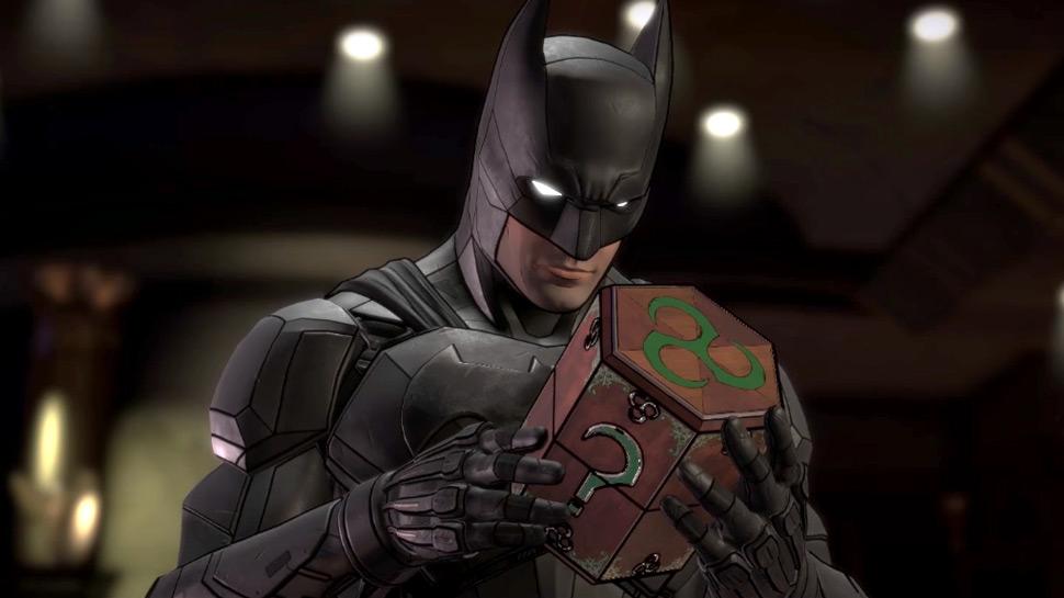 Обзор Batman: The Enemy Within