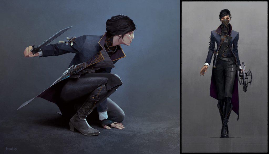Эмили Колдуин, Dishonored 2