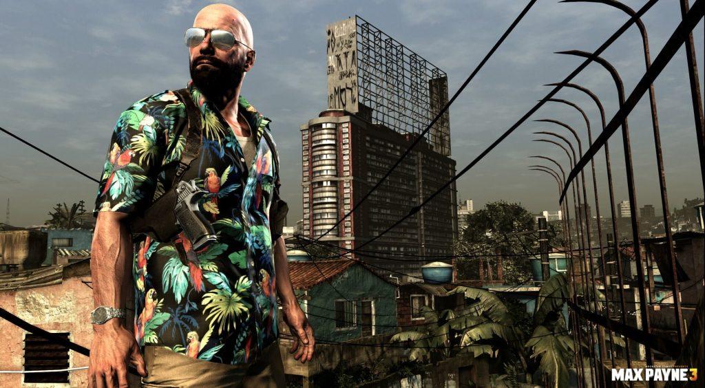 Макс Пэйн, Max Payne 3