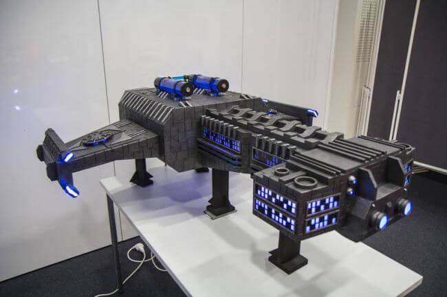 Behemoth Battlecruiser