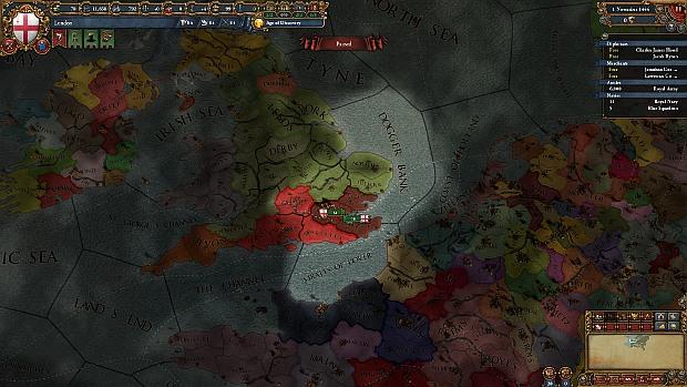 Shattered Europa