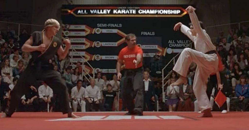 Каратэ-пацан (1984)