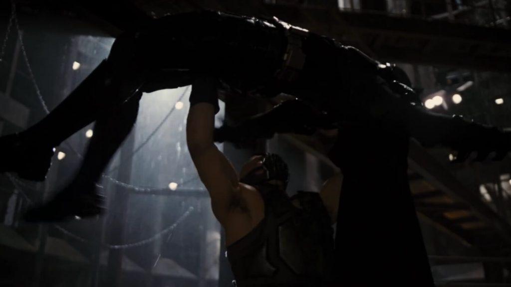Тёмный рыцарь: Возрождение легенды (2012)