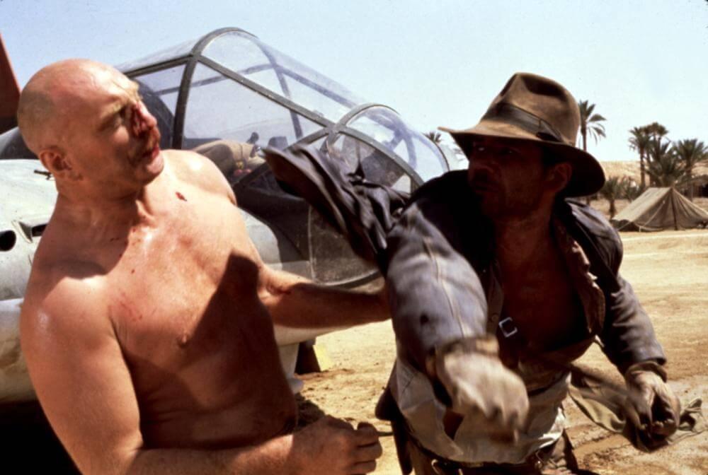 Искатели утраченного ковчега (1981)