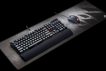 Лучшие геймерские коврики для мыши