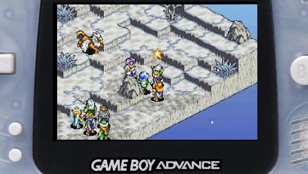 Tactics Ogre: The Knight of Lodis