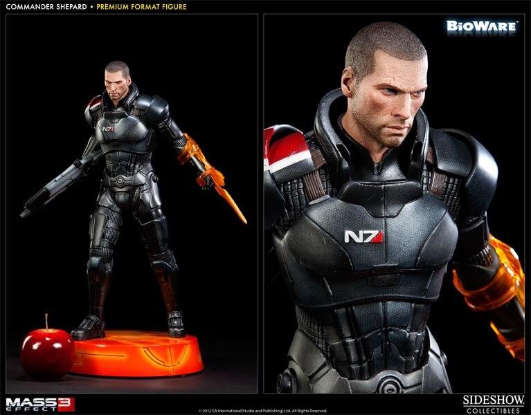 Фигурка Commander Shepard