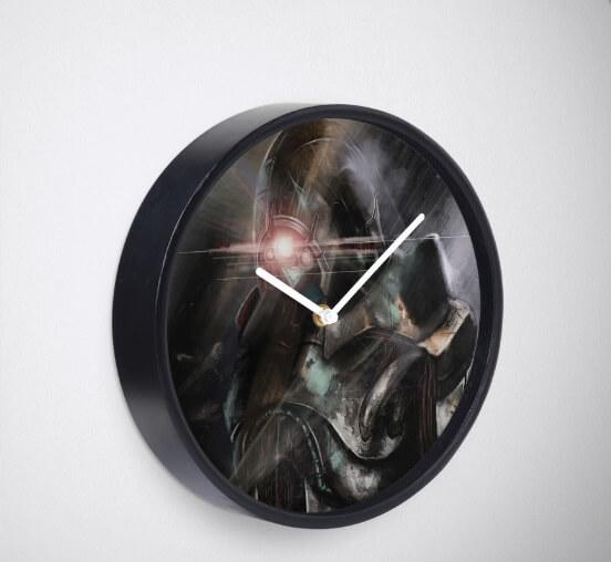 Часы Geth
