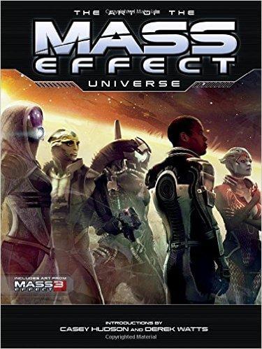 Арты вселенной Mass Effect