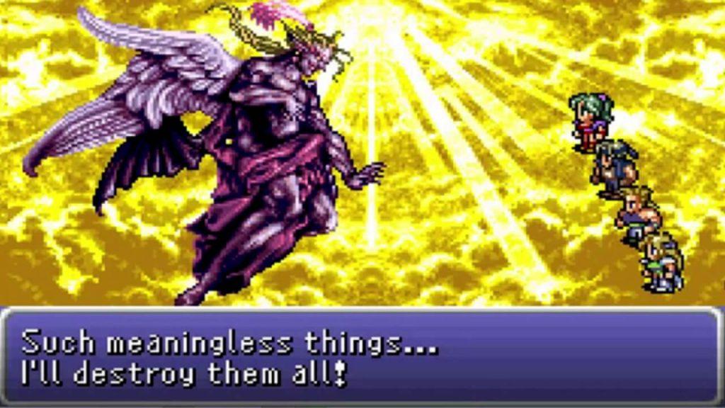 Кефка (Final Fantasy 6)