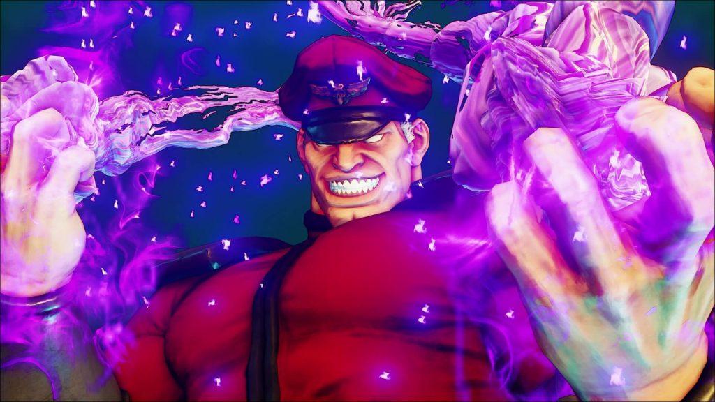 M. Байсон (Street Fighter 5)