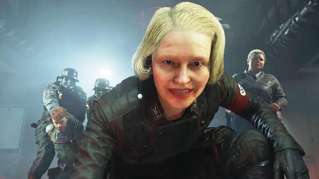 Фрау Энгель (Wolfenstein 2: The New Colossus)