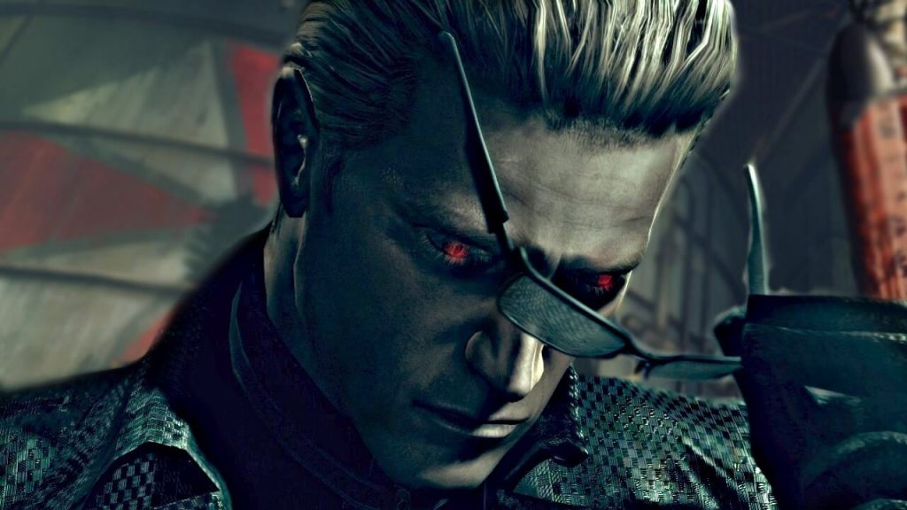 Альберт Вескер (Resident Evil)