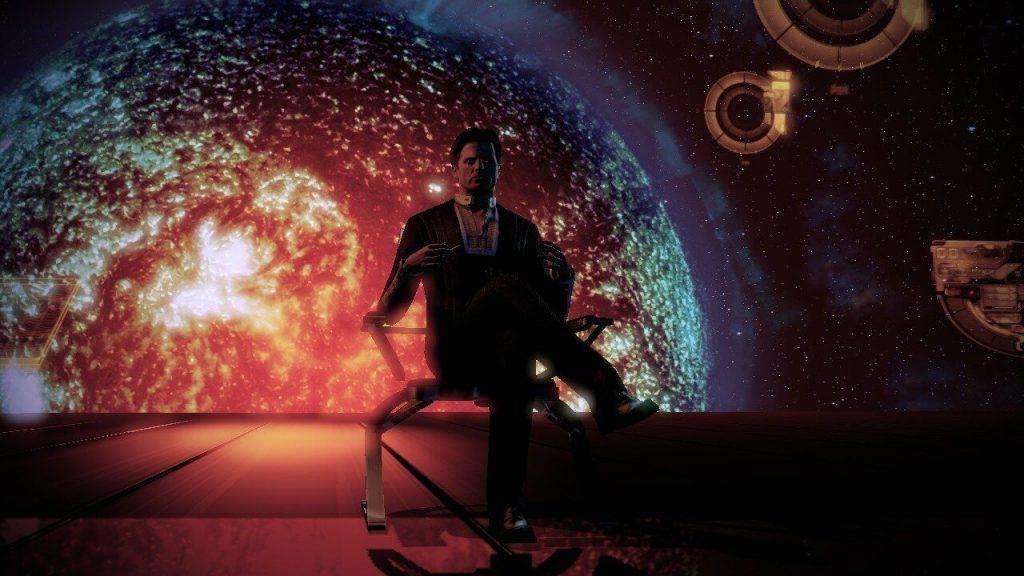 Призрак (Mass Effect 3)