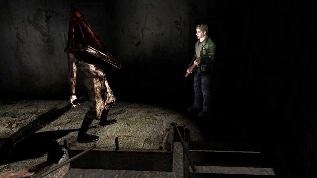 Пирамидоголовый (Silent Hill 2)