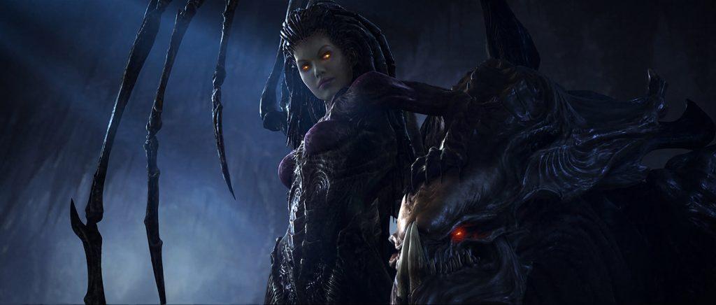 Керриган (StarCraft)