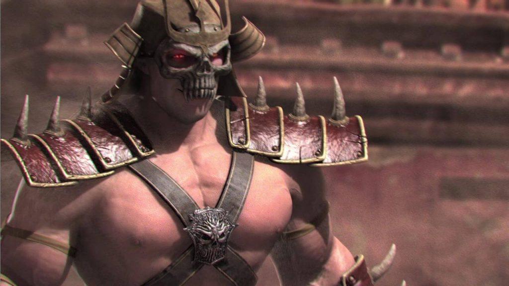 Шао Кан (Mortal Kombat)