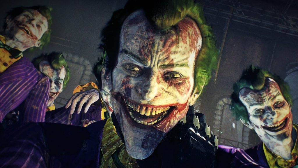 Джокер (Batman: Arkham Knight)