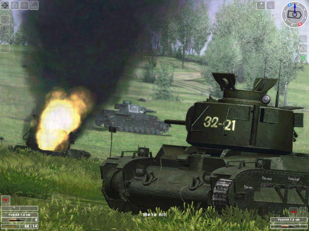 Steel Fury: Kharkov 1942