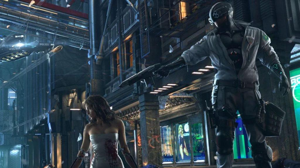 Что делает Cyberpunk 2077 таким потрясающим