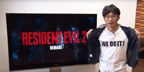 Что случилось с ремейком игры «Обитель зла 2»?