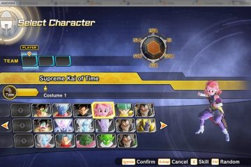 Dragon Ball Xenoverse 2 All Hidden Characters playable