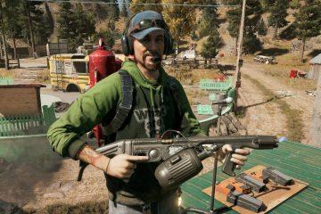 Лучшее оружие в Far Cry 5