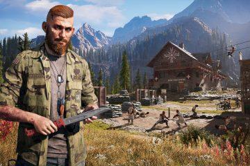Far Cry 5 гайд для новичков