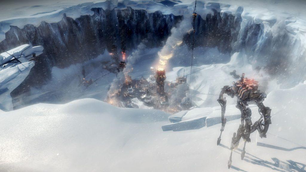 Обзор Frostpunk
