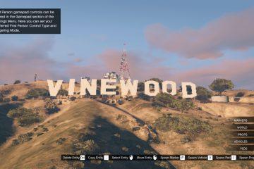 Grand Theft Auto V мод для слабых ПК