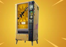 Игровые автоматы в обновлении Fortnite
