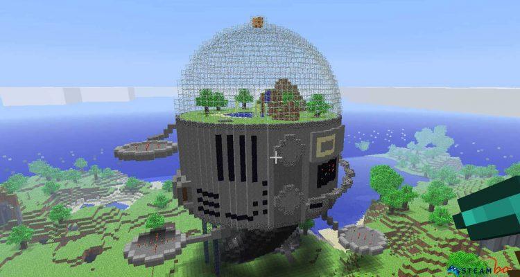 Крафт в Minecraft: не только игра, но и искусство