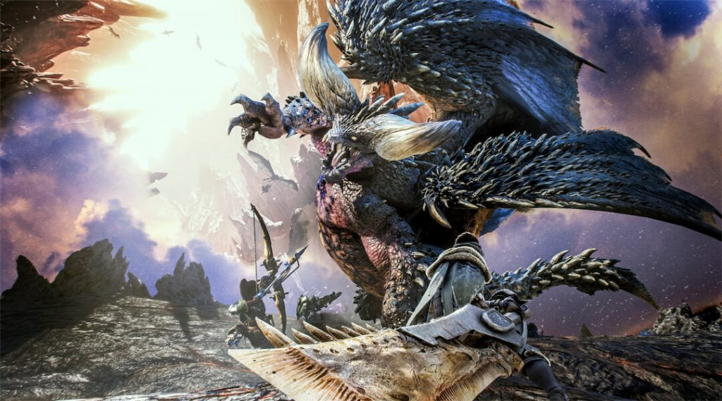 7 самых жестких монстров игры Monster Hunter World