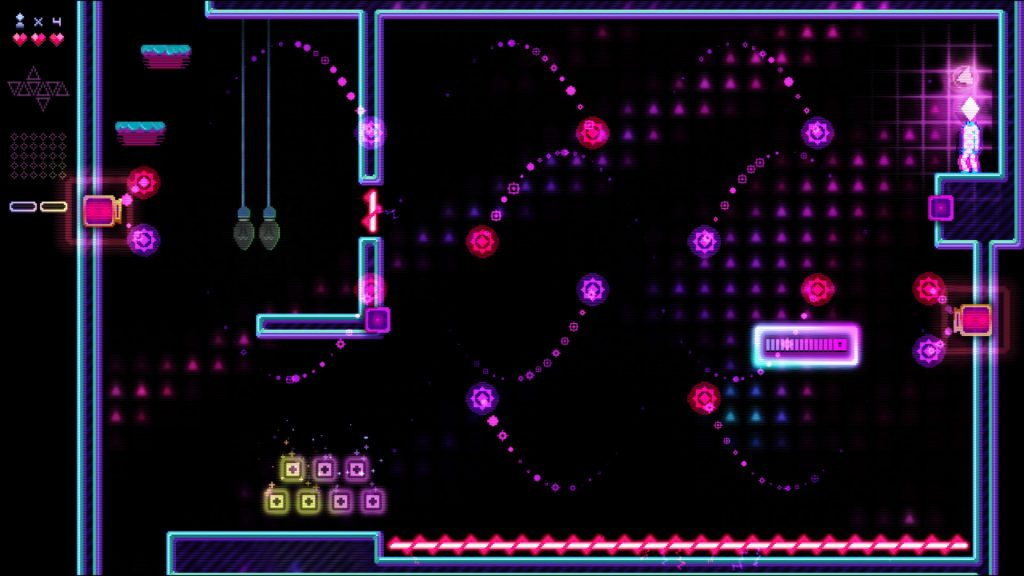 Обзор игры Octahedron