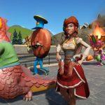 Рейтинг персонажей-талисманов Planet Coaster