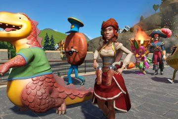 Список персонажей-талисманов Planet Coaster от худшего к лучшему