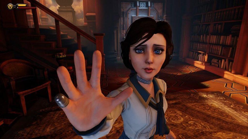 Элизабет из BioShock Infinite