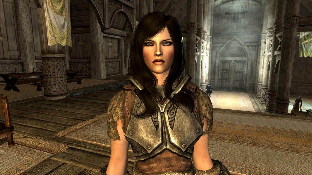 Лидия из Skyrim