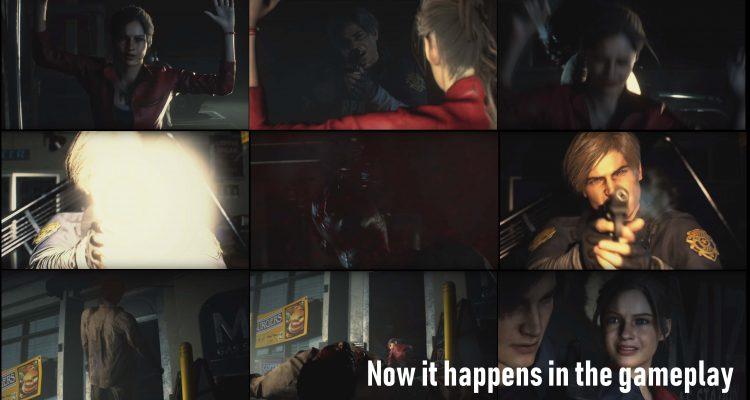 Мод позволит раз и навсегда убивать зомби в голову в Resident Evil 2