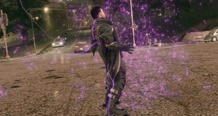 Saints Row 4 Unlimited Super Powers